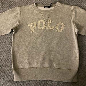 Women's Polo Sweatshirt Size Small/P